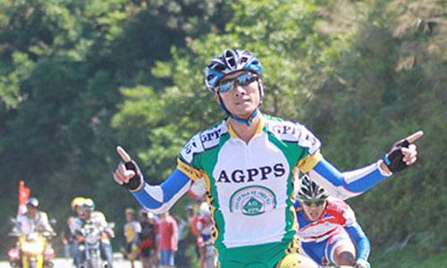 Giải xe đạp đường trường vô địch quốc gia 2013: Hiệu ứng tốt cho Sea Games 27 - 1