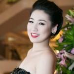 Thời trang - Á hậu Tú Anh mong manh vai trần