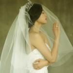 Sứ mệnh thiêng liêng của khăn cô dâu