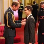 Thể thao - Murray thử doping trước lúc nhận Huân chương Hoàng gia Anh