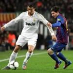 Messi lừa bóng giỏi hơn Ronaldo