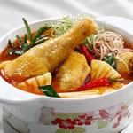 Ẩm thực - Ngày mưa lạnh ăn lẩu gà Thái Lan