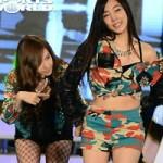 Ca nhạc - MTV - Hình ảnh thú vị của hai kiều nữ SNSD