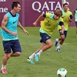 Bóng đá - Messi sẵn sàng ra sân trận gặp Osasuna