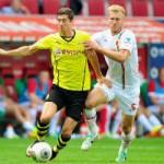 Bóng đá - Vì lương khủng Lewandowski khiến MU ôm hận