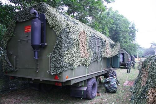 Hình ảnh hiếm về tên lửa S300 PMU1 của Việt Nam - 11