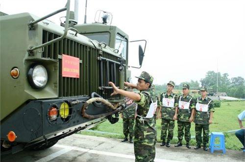 Hình ảnh hiếm về tên lửa S300 PMU1 của Việt Nam - 2