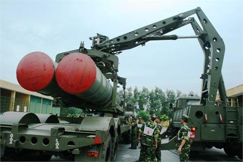 Hình ảnh hiếm về tên lửa S300 PMU1 của Việt Nam - 4