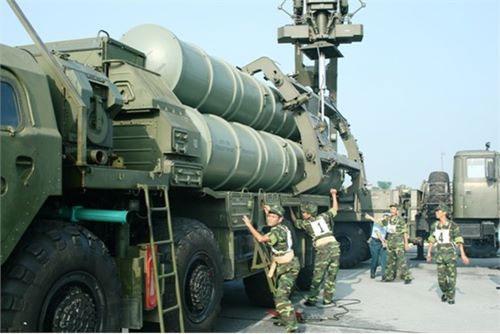 Hình ảnh hiếm về tên lửa S300 PMU1 của Việt Nam - 5