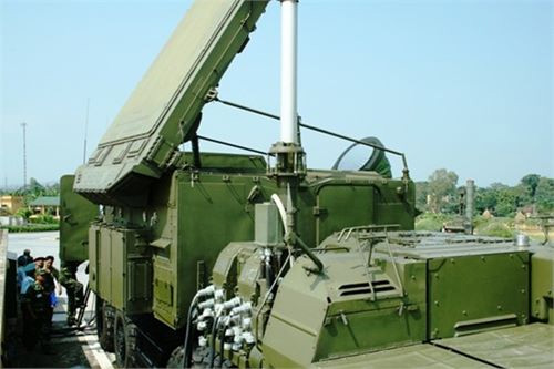 Hình ảnh hiếm về tên lửa S300 PMU1 của Việt Nam - 7