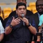 Bóng đá - Thế giới choáng váng với câu nói của Maradona