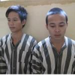 An ninh Xã hội - Hà Nội: Cặp 9x mang dao đi cướp taxi
