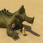 Video Clip Cười - Phim hoạt hình Oscar: Momma croc