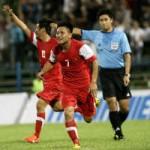 Bóng đá - Cầu thủ U21 VN thẻ đỏ vì phi thể thao