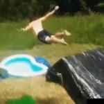 Video Clip Cười - Video những tai nạn khó lường nhất - p3