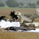 Tin tức trong ngày - Rơi máy bay tại Bỉ, ít nhất 10 người chết