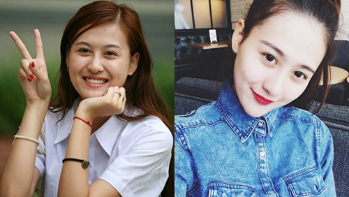 Hot girl Việt khác lạ với mặt mộc - 6