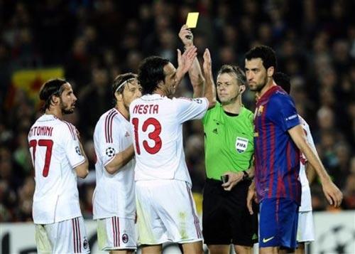 """Milan – Barca: Ác mộng """"bàn thắng ma"""" - 2"""