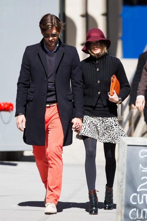 Say vì thời trang của cặp đôi hoàn hảo - 15