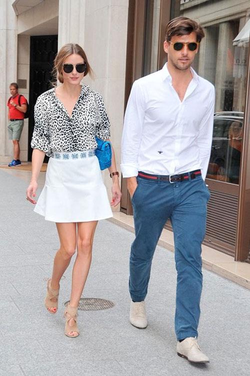 Say vì thời trang của cặp đôi hoàn hảo - 13