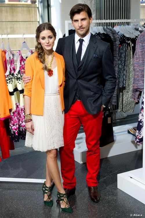 Say vì thời trang của cặp đôi hoàn hảo - 10