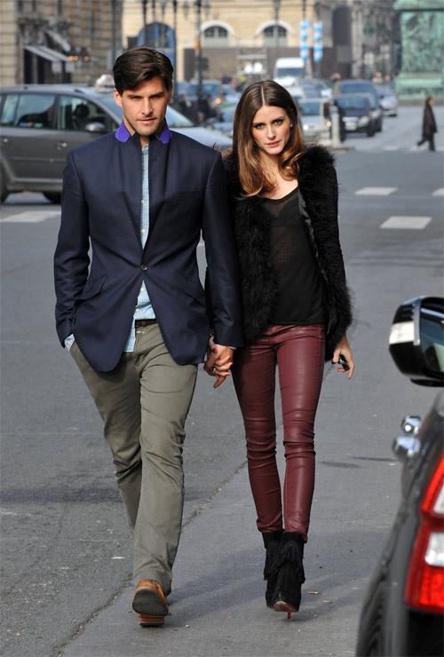Say vì thời trang của cặp đôi hoàn hảo - 2