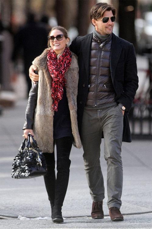 Say vì thời trang của cặp đôi hoàn hảo - 3