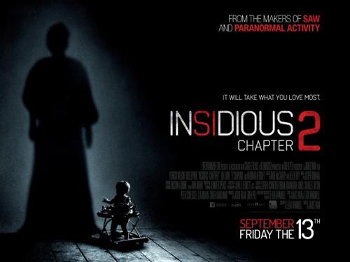 Sẵn sàng khóc thét cùng Insidious 2 - 1