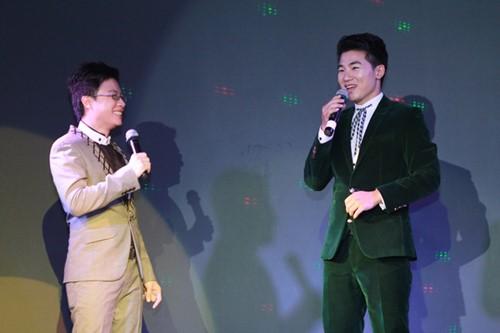 Minh Chuyên hát ca khúc về bão Nari - 4