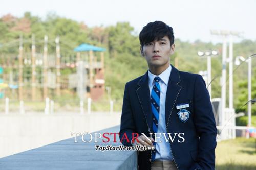 Lee Min Ho hóa nam sinh cấp 3 - 2
