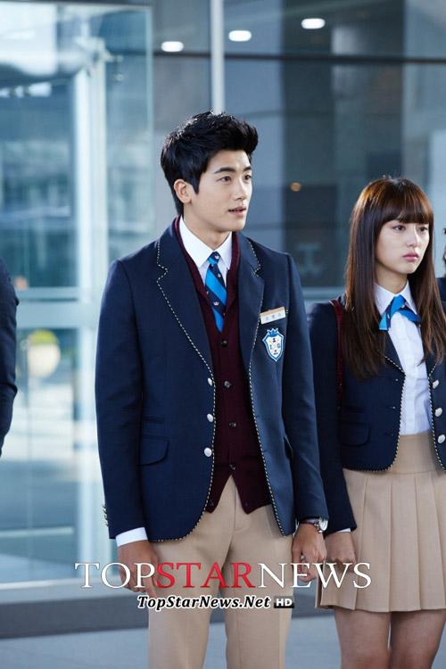 Lee Min Ho hóa nam sinh cấp 3 - 3