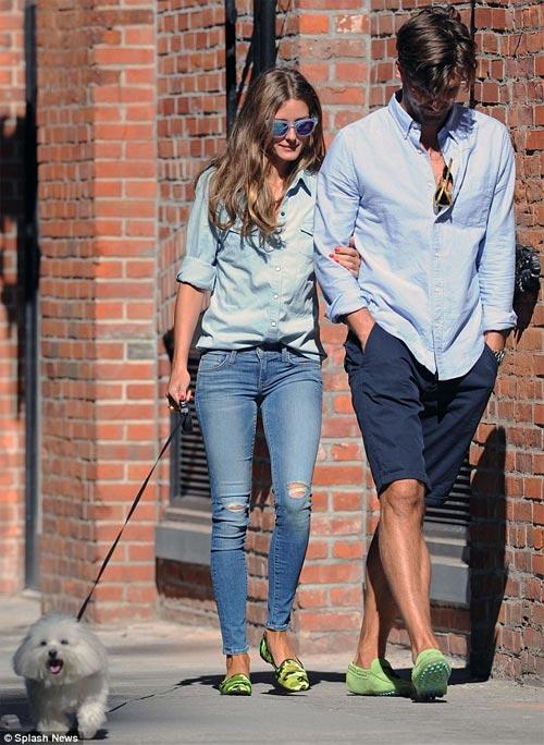 Say vì thời trang của cặp đôi hoàn hảo - 5
