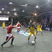 Giới trẻ Hà Nội mong chờ Lễ hội bóng đá quốc tế