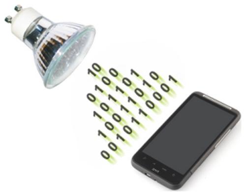 Trung Quốc ra mắt bóng đèn có thể phát sóng wifi - 1
