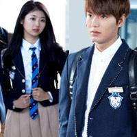 Lee Min Ho hóa nam sinh cấp 3