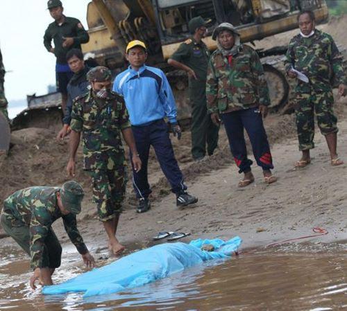 Rơi máy bay Lào: Nhầm sông Mekong là đường băng? - 2