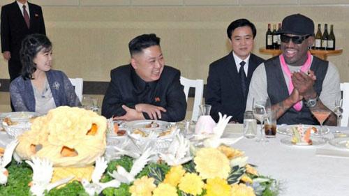 """""""Bạn cũ"""" tiết lộ lối sống xa hoa của Kim Jong-un - 1"""