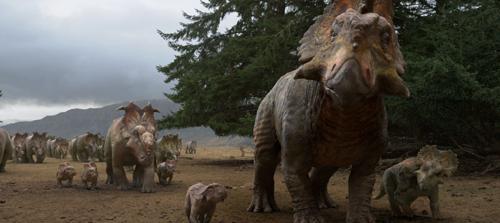 Phim 3D thơ mộng về thời khủng long - 9