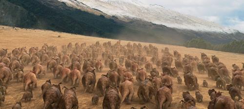 Phim 3D thơ mộng về thời khủng long - 8