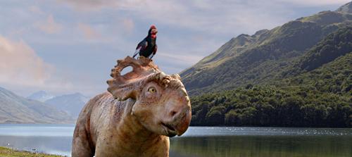 Phim 3D thơ mộng về thời khủng long - 5