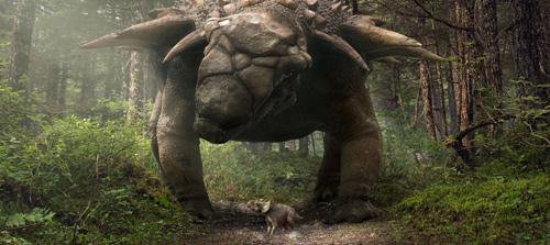 Phim 3D thơ mộng về thời khủng long - 6