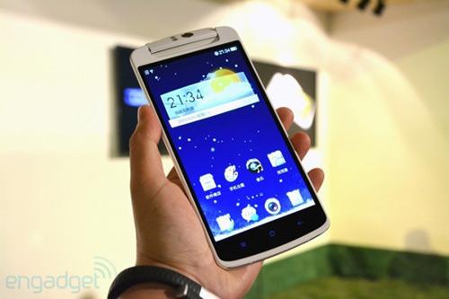 N1: smartphone Android đầu tiên trang bị 6 thấu kính - 1