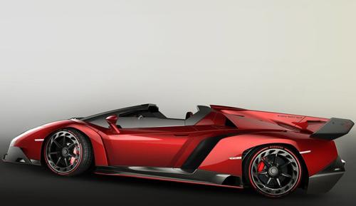 Siêu phẩm Lamborghini Veneno Roadster trình làng - 3