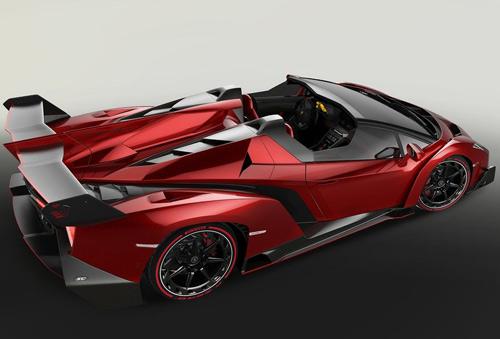 Siêu phẩm Lamborghini Veneno Roadster trình làng - 5