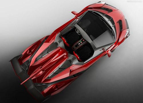 Siêu phẩm Lamborghini Veneno Roadster trình làng - 6