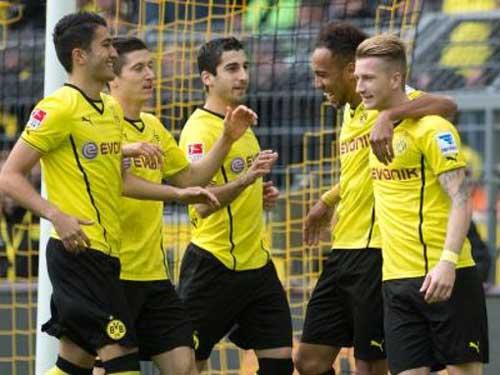 Arsenal - Dortmund: Lửa thử vàng - 2