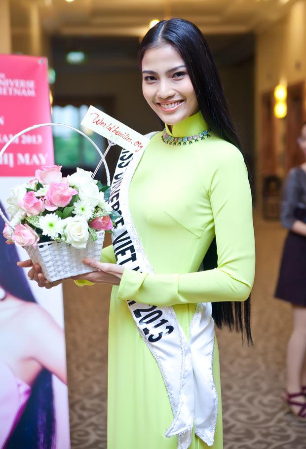 Trương Thị May quyết tâm tỏa sáng - 4