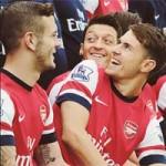 Bóng đá - Arsenal: Có một hàng tiền vệ ma thuật