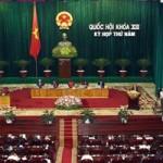 Tin tức trong ngày - Hôm nay, Quốc hội khai mạc kỳ họp thứ sáu