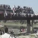 """Cười 24H - Top clip hài: """"Tàu người"""" ở Ấn Độ"""